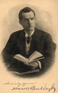 Harold Bell Wright, author of The Shepherd of the Hills